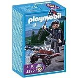 Playmobil - Medieval Cbo. Cañonero Halcón (4872)