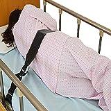 Cintura di ritenuta per gli arti, Cintura di sicurezza con cinturino, Letto per cura di letto anziano Barella di ritenuta per gli arti di controllo Guardrail da usare con letto o sedia