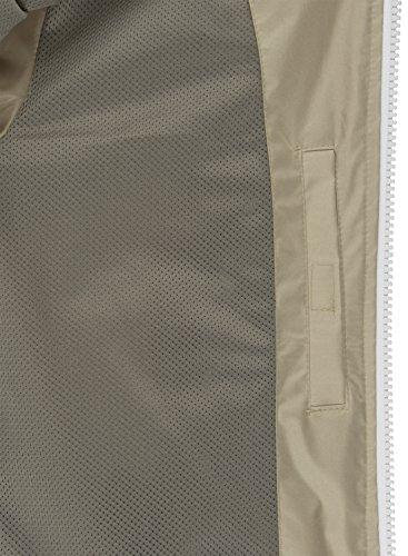 SOLID Mikras Herren Übergangsjacke aus hochwertiger Materialqualität Dune (5409)