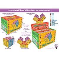Purple Peach International Times Table Cube (1)