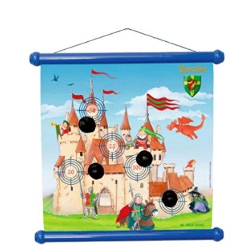 Preisvergleich Produktbild Vincelot Attack on the Knight 's Castle Wurfspiel, Modell # 12058