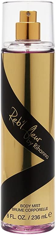 Rihanna Rebl Fleur Body Mist - perfumes for women, 8 oz