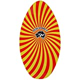 "Circle One 39"" ABC Wooden Beginners/KIDS Skimboard - Stripe"