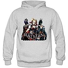 buluew Anime de la mujer Joker y Harley Quinn Batman Sudaderas con capucha  sudadera tamaño US 45ced00e5112c