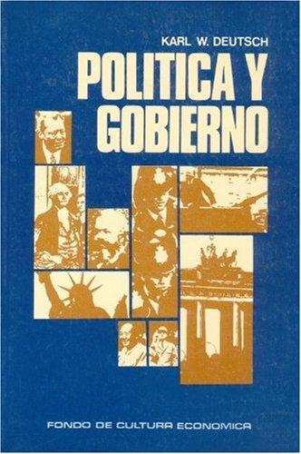Politica y gobierno/ Politics and Government: Como el pueblo decide su destino