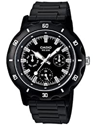 ad41c2d54382 Casio LTP13281EV - Reloj de Señora caucho Negro