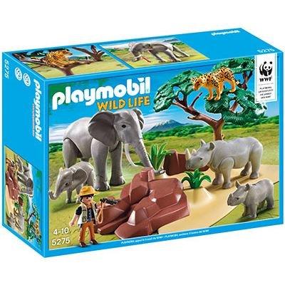 Playmobil - Wild Life Playset 5275