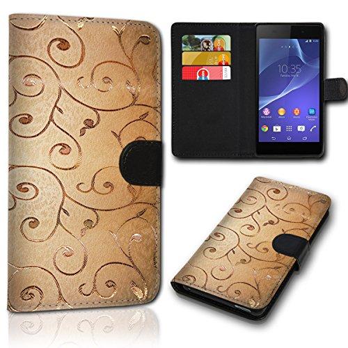 Book Style Wiko Bloom Tasche Flip Brieftasche Handy Hülle Kartenfächer für Wiko Bloom - Design Flip SVH124