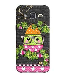 PrintVisa Designer Back Case Cover for Samsung Galaxy J2 J200G (2015) :: Samsung Galaxy J2 Duos (2015) :: Samsung Galaxy J2 J200F J200Y J200H J200Gu (Illustration Greeting Card Decoration Vector Concept Celebration)