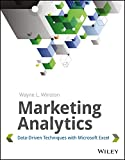 #6: Marketing Analytics: Data-Driven Techiniques with Microsoft Excel (MISL-WILEY)