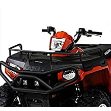 Polaris ATV Sportsman 400/500/800, Touring 500, Big Boss Front Deluxe Brushguard - pt# 2878669 by Polaris