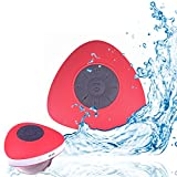HDE Rechargeable Waterproof Bluetooth Speaker Wireless Streaming Music - Best Reviews Guide