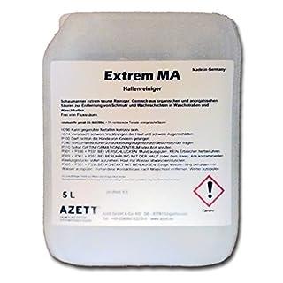 Hallenreiniger AZETT Extrem MA, 5 Liter