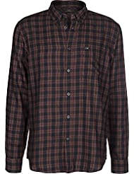 Lee Button Down Camisa de manga larga