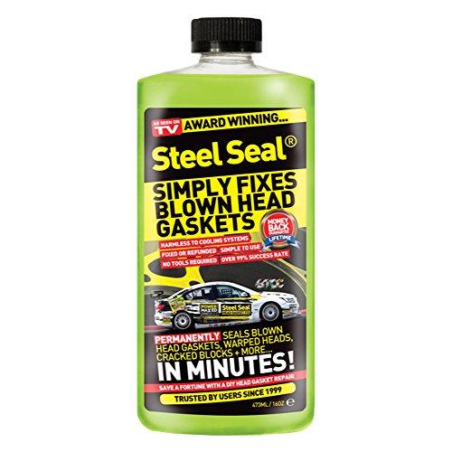 Steel Seal Guarnizione in acciaio soffiato guarnizione testata Fix riparazione Sealer (garanzia a vita) premiato