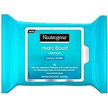 Neutrogena hydroboost toallitas 25 unidades