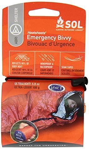 Adventure Medical Kits d'urgence de Bivouac 2 Persons (1512mm x 2419mm)