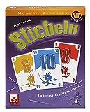 NSV - 4014 - STICHELN - Wer ärgert sich am meisten? - Kartenspiel