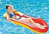 Zantec Outdoor Sommer Wasser Floating Hundebett PVC aufblasbares Schwimmbecken Wasser Liegestühlen Schwimmende Zeile Strand Kissen Bett Float Spielzeug