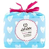 Lil-Lets Teens Ultra Towels with Wings Day (14) - Pack of 2