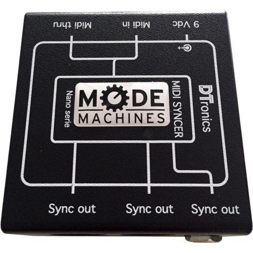 Mode Machines NANO MIDI SYNC (Clock-impuls)