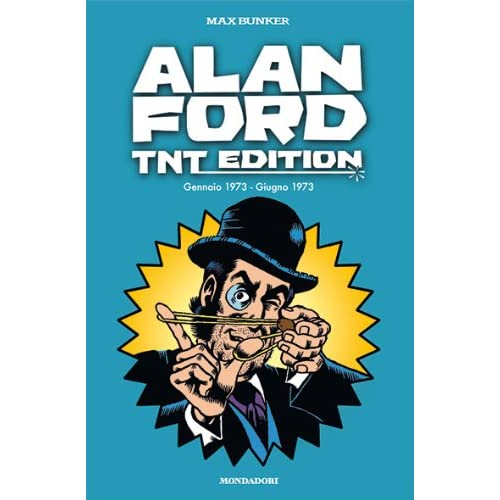 Alan Ford. Tnt Edition: 8