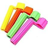 Enrollador de cuerda para la mayoría guitarras acústicas y eléctricas, 4 unidades, color aleatorio, de plástico