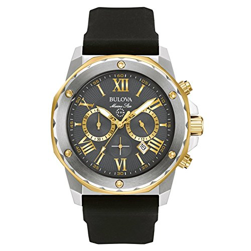 bulova-mens-designer-chronograph-watch-rubber-strap-water-resistant-stainless-steel-w-gold-marine-st