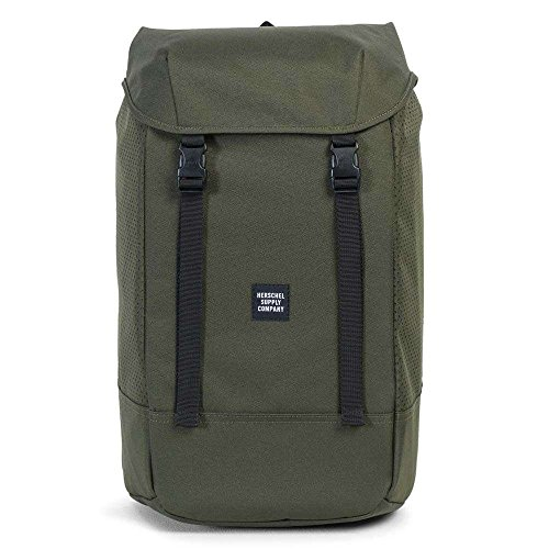Zaino Hershel Supply Co. Iona Aspect in tessuto verde