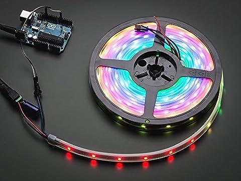 Adafruit NeoPixel Digital RGB LED Strip - White 30 LED [ADA1376] (500 Pixel Weihnachten)