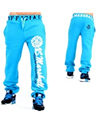 ORIGINAL MARSHALL Herren & Damen Sporthose Jogginghose Trainingshose Fitneshose Jogging Fitness-Hose
