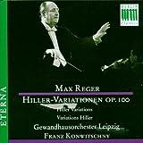 Hiller-Variatonen Op. 100