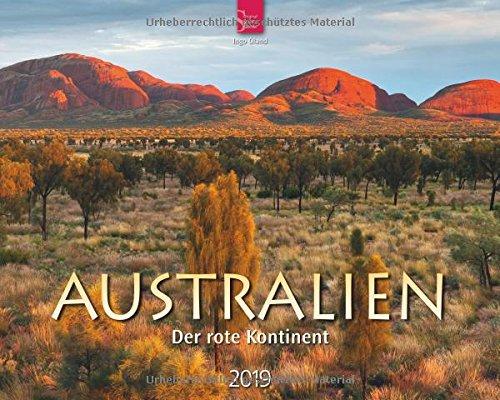 GF-Kalender AUSTRALIEN - Der rote Kontinent 2019