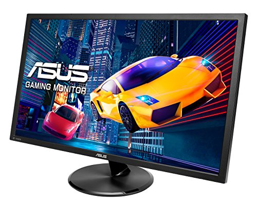 Best ASUS VP28UQG 28″ 4K UHD 3840 x 2160 1ms Display Port HDMI Adaptive Sync FreeSync Eye Care Gaming Monitor Review