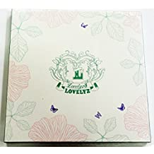 LOVELYZ - Lovelyz8 (1st Mini Album) CD + Photo Booklet + Photocard by LOVELYZ