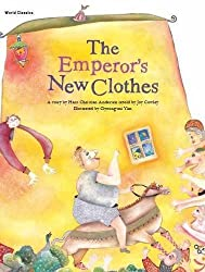 The Emperor's New Clothes (World Classics) by hans christian Andersen (2014-01-01)