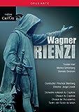 WAGNER: Rienzi (Toulouse Opera, 2013) [2 DVDs] [Reino Unido]