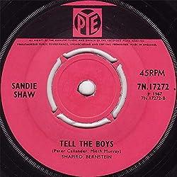 "Sandie Shaw - Puppet On A String - [7""]"
