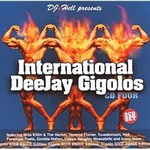 International Deejay Gigolos CD 4