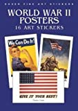 World War II Posters: 16 Art Stickers (Dover Art Stickers)