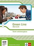 Green Line Oberstufe. Grund- und Leistungskurs, Ausgabe Rheinland-Pfalz und Saarland: Schülerbuch mit CD-ROM Klasse 11…