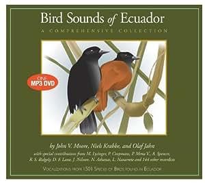 Bird Sounds of Ecuador by John V. Moore