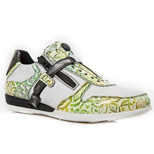 Sapatos De Novo M Verdes Verdes s24 Híbrido Rock hy018 wOwqPAx4t