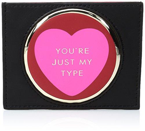 Kate Spade New York Be Mine Heart Card Holder Credit Card Holder