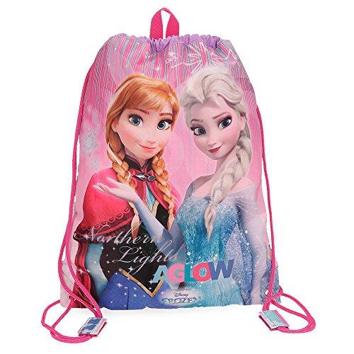 Mochila saco Frozen Fantasy
