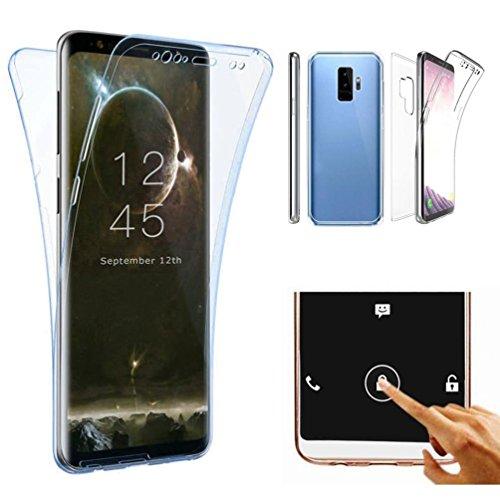 Galaxy S9/S9 Plus Slim 360° Anti-Scratch Protective Case Newest Fashion Trend DIKEWANG 360° Anti-Scratch Protective Case Cover For Samsung Galaxy S9/S9 Plus 5.8/6.2 inch