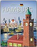 Horizont HAMBURG - 160 Seiten Bildband mit über 240 Bildern - STÜRTZ Verlag