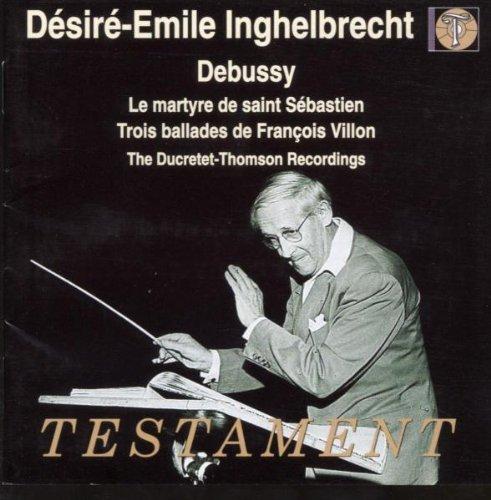 Debussy: Tre Ballate De F.Villon - Amazon Musica (CD e Vinili)