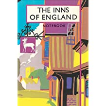 Beautiful Britain Vintage Notebooks The Inns of England