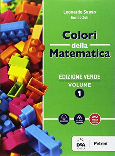 Colori della matematica. Quaderno. Ediz. verde. Per gli Ist. tecnici. Con e-book. Con espansione online: 1
